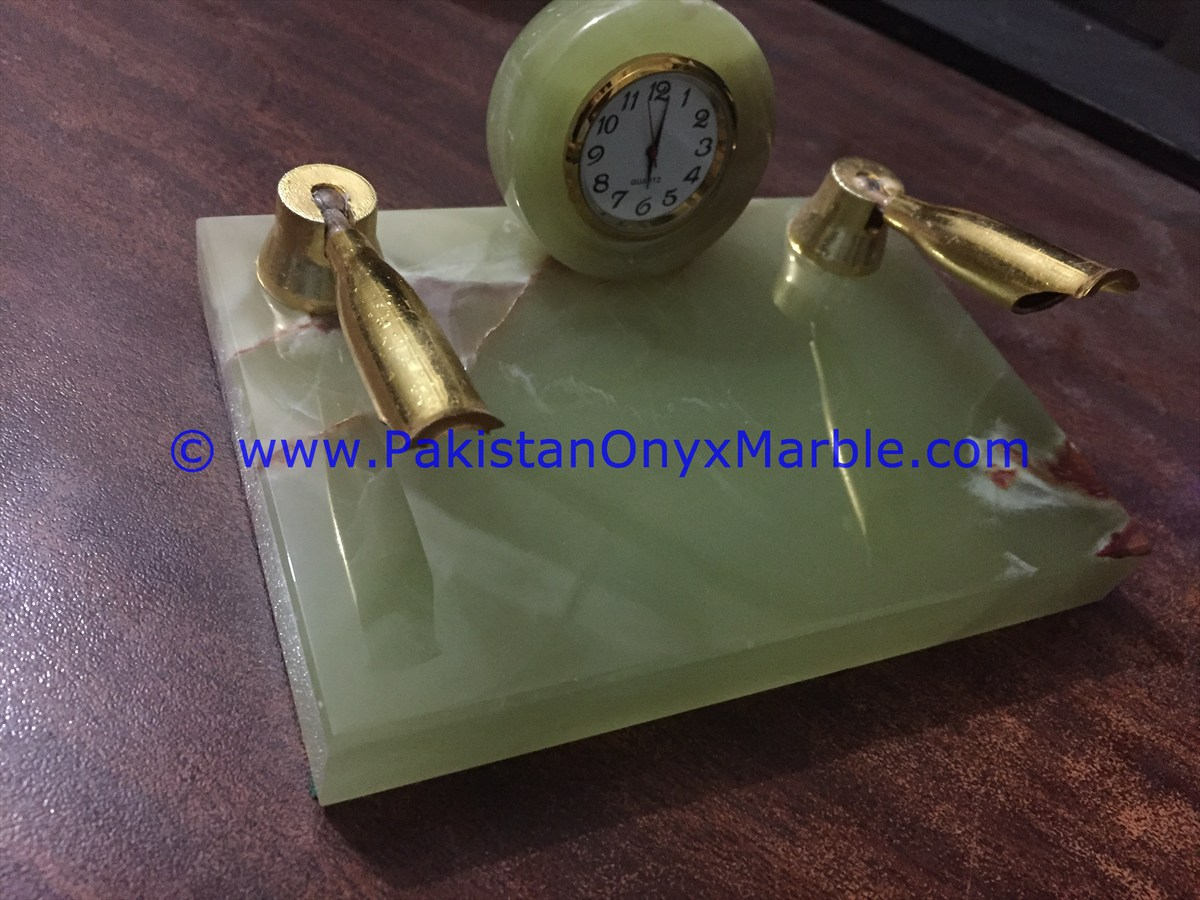 Onyx Office Accessories Set-10