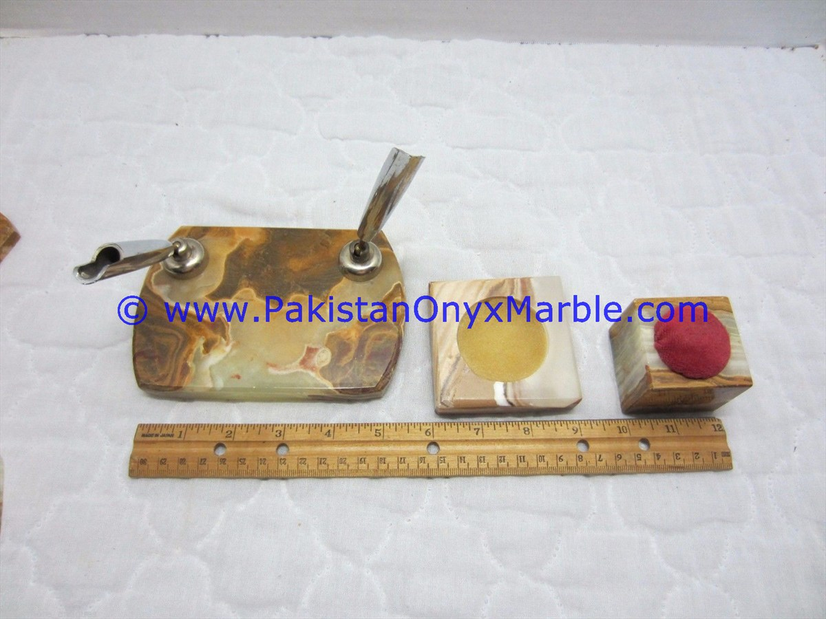 Onyx Office Accessories Set-17
