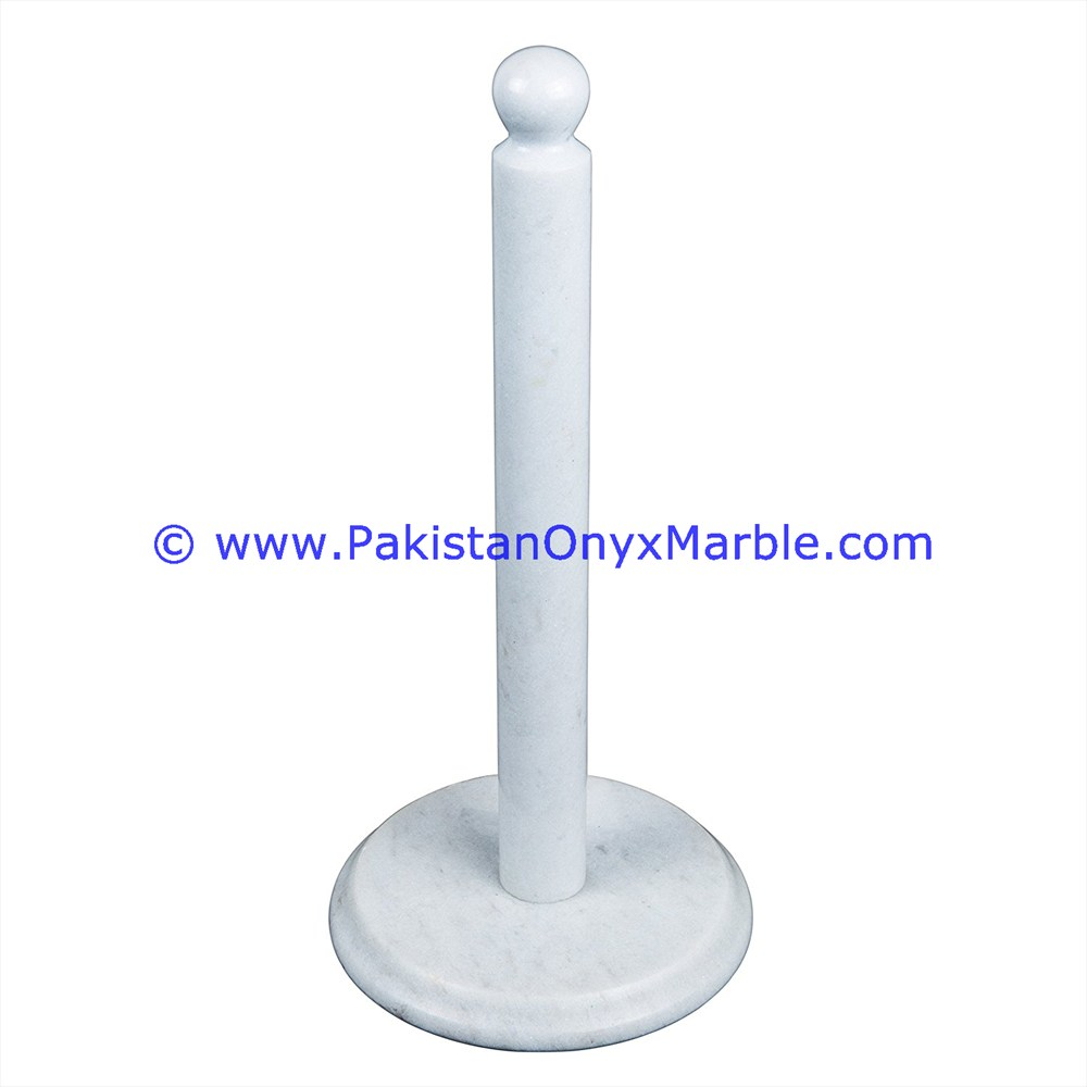 Marble Tissue Roll Holder Stand 03