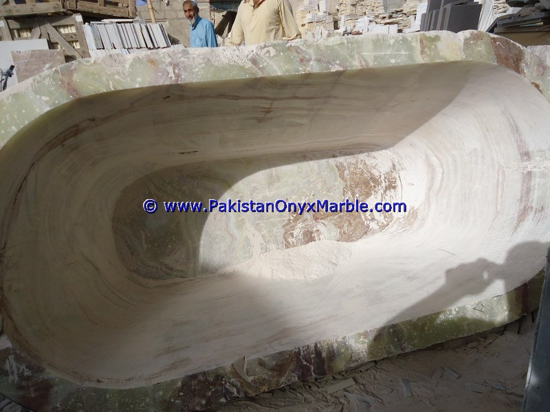 Marble Bathtub Natural Stone Making Production Marble Bathtubs 09
