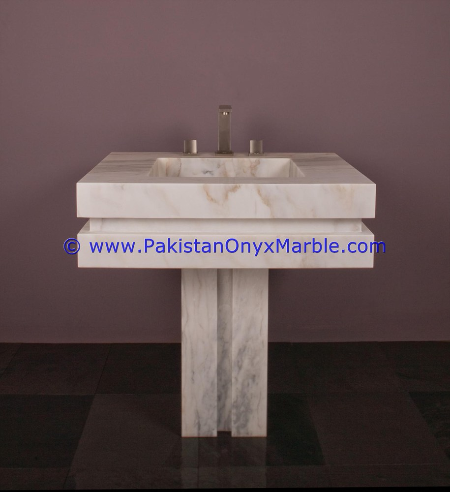 with curved old in marble leg sink at brass available shown town pedestal console pin carrara renaissance
