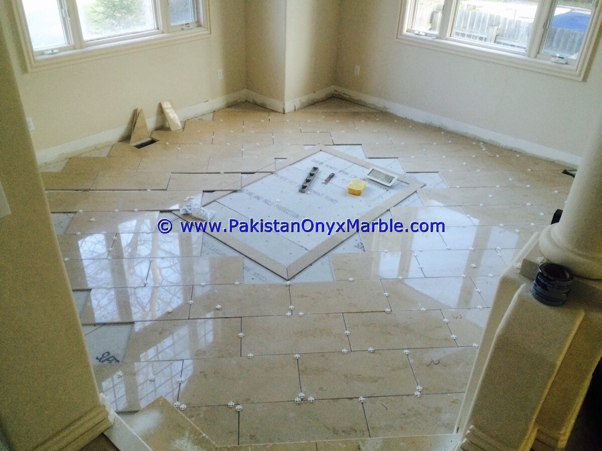 marble tiles Verona Beige marble natural stone for floor walls ...
