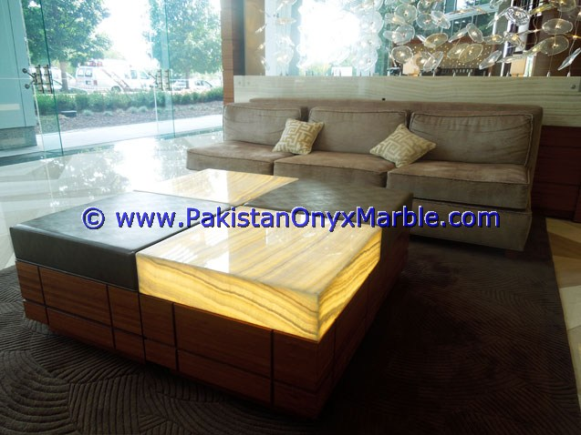 Charmant Onyx Backlit Tables Furniture Onyx Dining Table Plan Home Decor 14 ...
