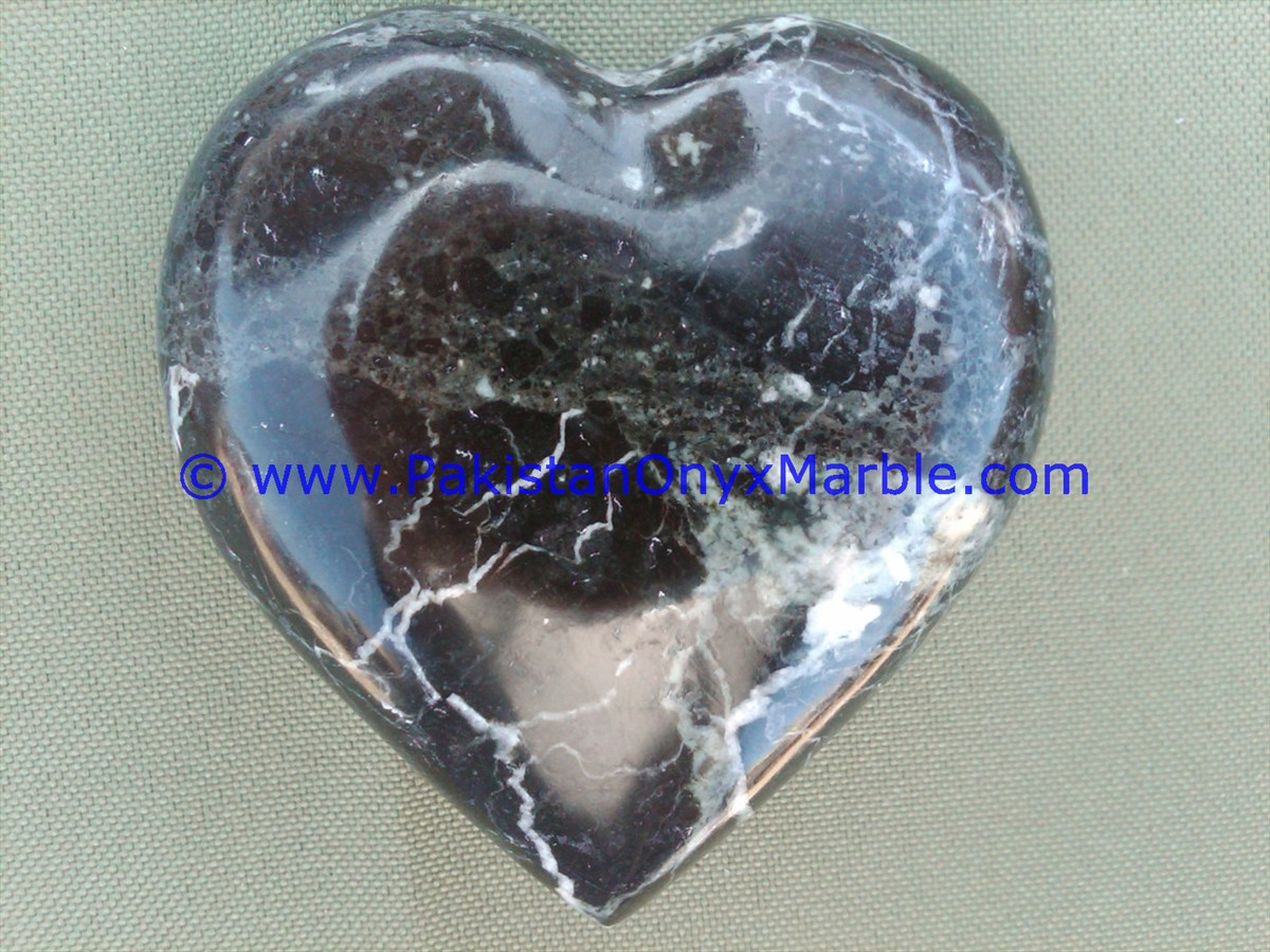 ce4e8a201b marble paperweights heart shape natural stone handcarved office desk ...